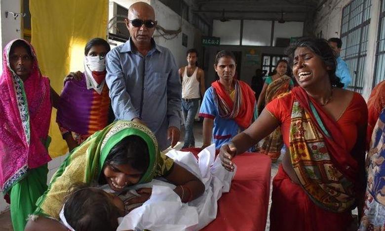 Heatwave Kills 40 In Bihar In A Day; Encephalitis Deaths Rise To 80 above, బీహార్లో మరణ మృదంగం.. మెదడువాపుతో 80 మందికి పైగా మృతి