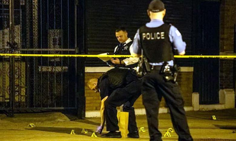 Chicago Shooting, అమెరికాలో కాల్పులు, 10 మంది మృతి..!