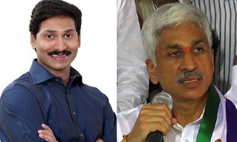 Vijayasai Reddy comments on YS Jagan Mohan Reddy, జగన్ ప్రమాణస్వీకారంలో అది స్పష్టంగా కనిపించింది: విజయసాయి రెడ్డి
