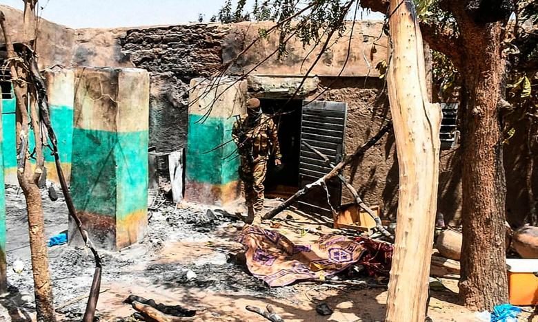 Mali attack: '100 killed' in ethnic Dogon village, మాలిలో మారణహోమం..