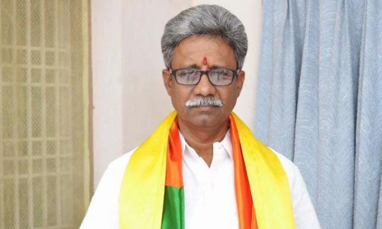 Manikyala Rao, 'టీడీపీ' మునిగిపోతున్న నావ : మాణిక్యాల రావు