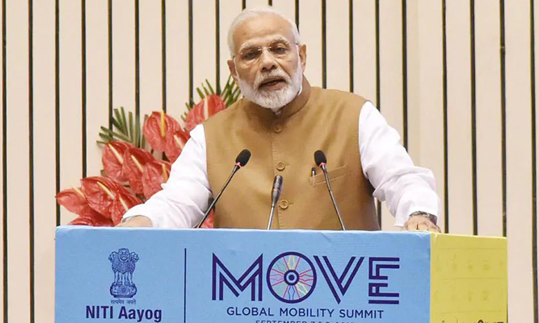 Niti Aayog Meeting, దేశాభివృద్ధి కోసం ప్రతి ఒక్కరూ పనిచేయాలి: ప్రధాని మోడీ