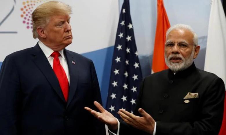 Donald Trump, ఈ సుంకాలు తగ్గించాల్సిందే: భారత్కు ట్రంప్ హితవు