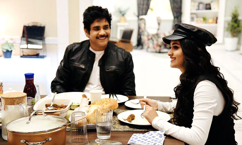 Keerthi Suresh, మన్మధుడితో మహానటి..!