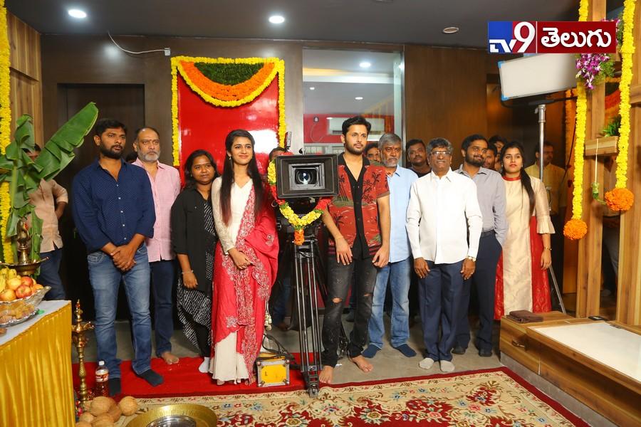 Nithin New Movie Photos, నితిన్ కొత్త సినిమా గురు…