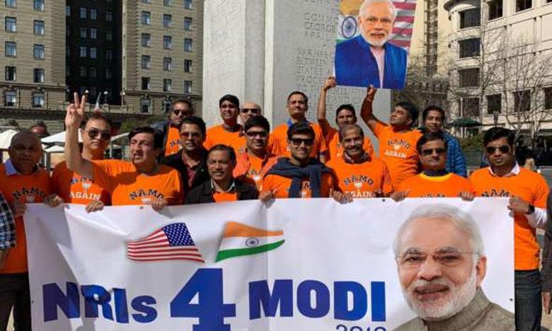 NRIs 4 Modi, హ్యూస్టన్లో 'నమో' సంబరాలు..!