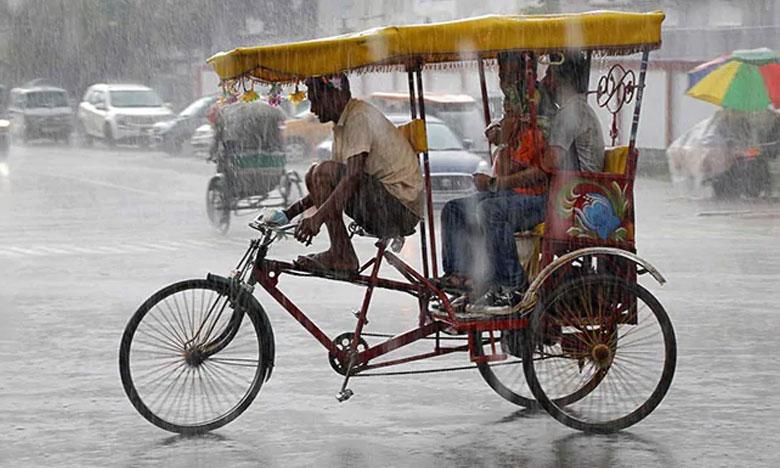 Rains in South, వర్షాలతో పంజాబ్, హర్యానావాసులకు ఉపశమనం