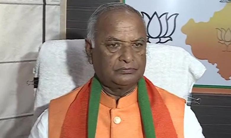 Rajasthan BJP Chief Madan Lal Saini Passes Away, బ్రేకింగ్ : బీజేపీలో విషాదం.. కీలక నేత కన్నుమూత