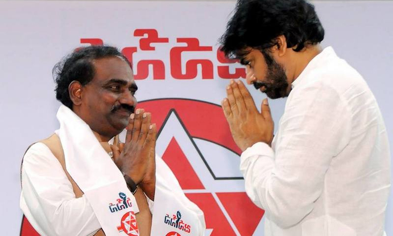 Ravela Kishore Babu quits Janasena, జనసేనకి రావెల కిషోర్ బాబు గుడ్ బై