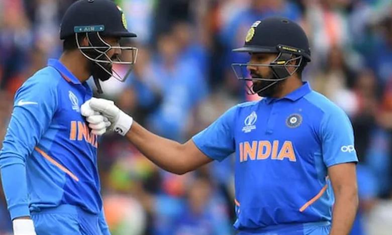 ICC World Cup2019, ఆరంభంలోనే భారత్కు షాక్… రోహిత్ శర్మ ఔట్