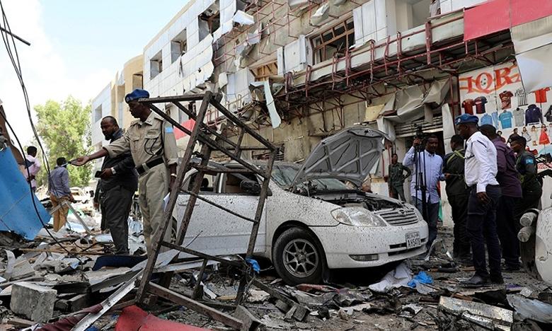 Somalia terror attack, బాంబు పేలుళ్లతో దద్దరిల్లిన సోమాలియా