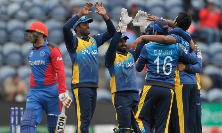 ICC Cricket World Cup 2019, ప్రపంచకప్లో బోణీ కొట్టిన లంక..!
