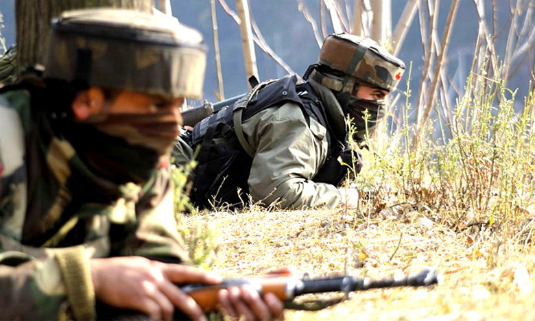 one terrorist killed in encounter with security forces in jammukashmir, అనంతనాగ్‌లో ఉగ్రవాది హతం