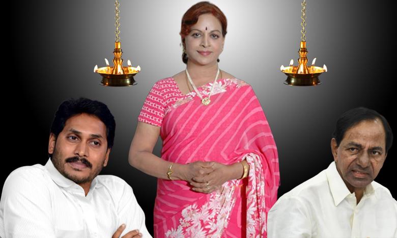 Vijay Nirmala Death, విజయ నిర్మల మృతికి ఇద్దరు సీఎంల నివాళి..