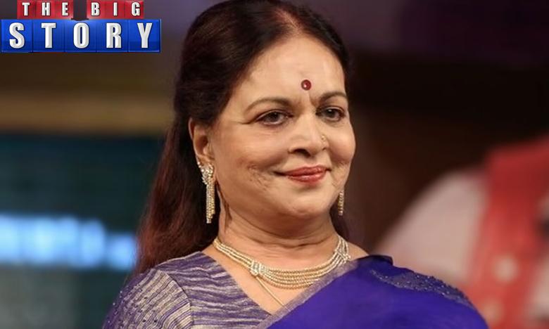 Vijayanirmala, గిన్నీస్ రికార్డు సాధించిన తొలి మహిళా దర్శకురాలు 'విజయనిర్మల'