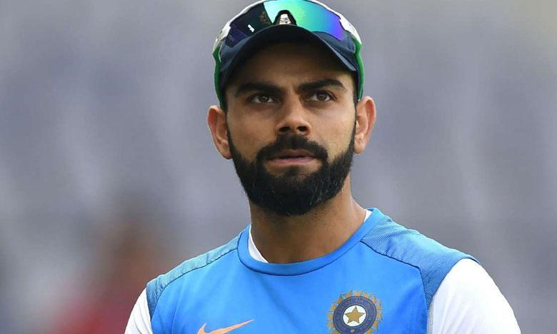 Indian Skipper Virat Kohli, టీమిండియాకు షాక్.. కోహ్లీకి గాయం