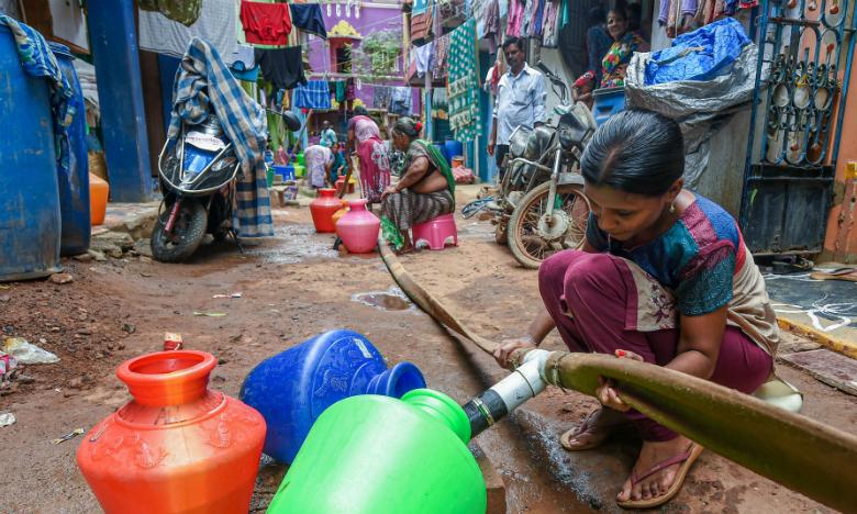 Bengaluru water crisis, నీటి కష్టాలు..కర్ణాటక ప్రభుత్వం సంచలన నిర్ణయం