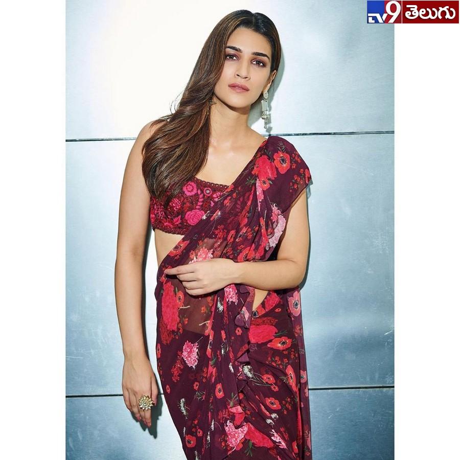 Kriti Sanon, అందాల 'కృతి సనన్ '.. బ్యూటీ ఈ క్వీన్