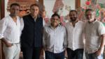 Sai Dharam Tej new look revealed from his upcoming film Prathi Roju Pandage, ఫస్ట్లుక్తోనే అట్రాక్టీవ్గా.. సాయి ధరమ్ తేజ్ కొత్త సినిమా