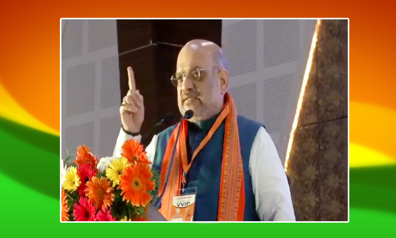 Amit shah meeting, 2024లో  అధికారంలోకి వచ్చేది  బీజేపీనే : అమిత్ షా