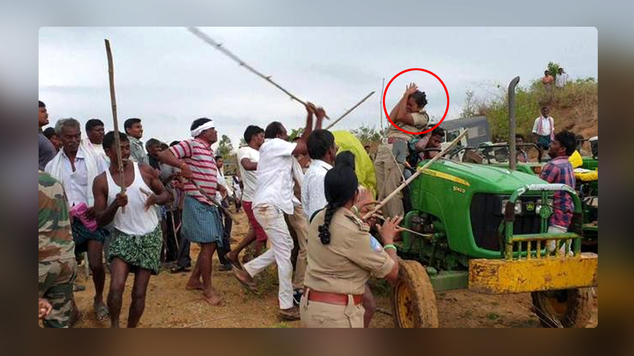 Forrest Attack, అటవీశాఖ సిబ్బంది పై దాడి కేసులో మరో ట్విస్ట్