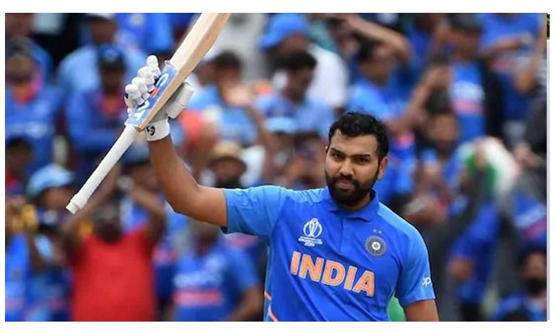 ICC World Cup 2019, భారత్ VS శ్రీలంక: రోహిత్ సెంచరీ..వరల్డ్కప్ హిస్టరీలో నయా రికార్డు