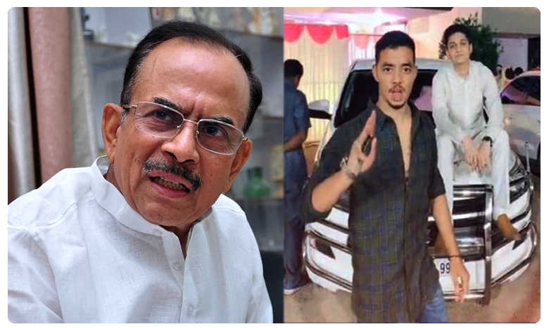 Unnecessary issue for Telangana Home Minister by his Grandson in TikTok