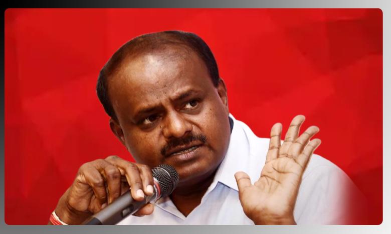 Kumarswamy, ' నేనెందుకు రాజీనామా చేయాలి ' ?