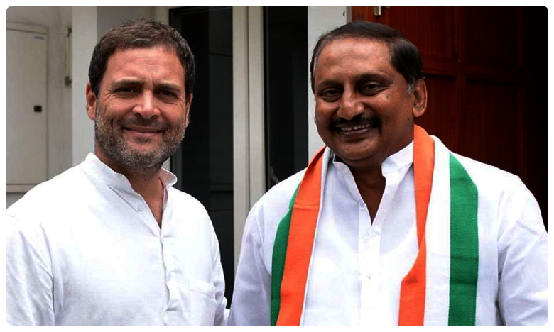 Nallari Kiran Kumar Reddy To Re join Congress, ఏపీలో హస్తానికి ఆశాకిరణమేనా..?