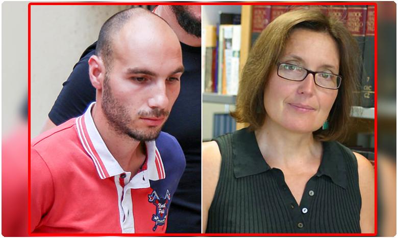 Man confesses rape and murder of US scientist Suzanne Eaton in Crete, సైంటిస్ట్పై కారు ఎక్కించిన సైకో.. ఆ తర్వాత అత్యాచారం.. హత్య..