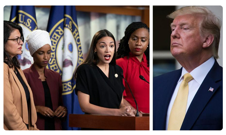 US House Moves to Condemn Trump, ట్రంప్పై కాంగ్రెస్ దిగువసభ తీర్మానం