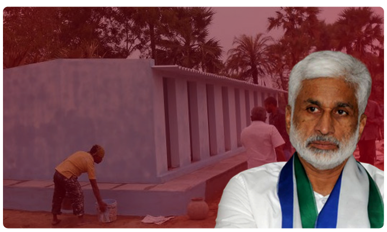 MP Vijayasaireddy tweet, ఆ నిధులు కూడా మింగేశారు: ఎంపీ విజయసాయి ట్వీట్