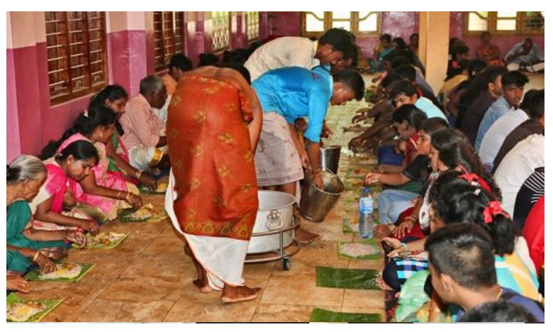 Tamilnadu farmer arranges lunch for villagers and gets 4 crores as gift, ఒక్క విందు భోజనం..ఆ రైతును కోటీశ్వరుడిని చేసింది!