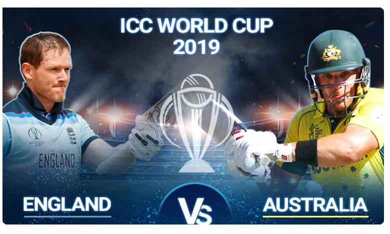 ICC World Cup 2019, స్మిత్ ఒంటరి పోరు…ఇంగ్లాండ్ టార్గెట్ 224 రన్స్