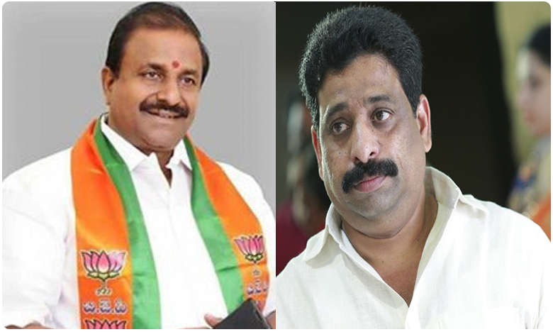 Somu Veerraju And Buddha Venkanna Conversation Becomes Hot Topic In AP Politics, వారికే దిక్కు లేదు కానీ.. ఒకరికి ఒకరు ఆఫర్లు..