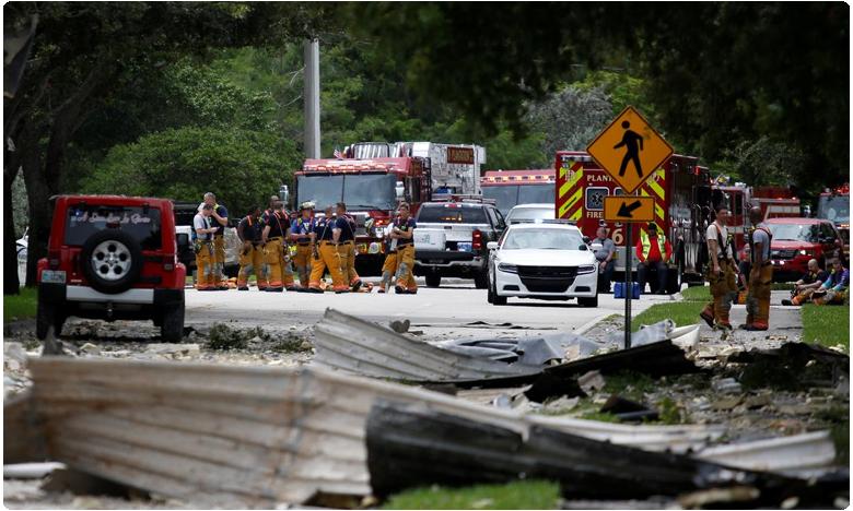 Florida blast, ఫ్లోరిడాలో భారీ పేలుడు.. 21 మందికి తీవ్ర గాయాలు