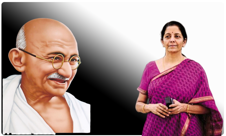 Budget Session 2019: Gandhipedia, నిర్మలమ్మ బడ్జెట్లో 'గాంధీపీడియా'