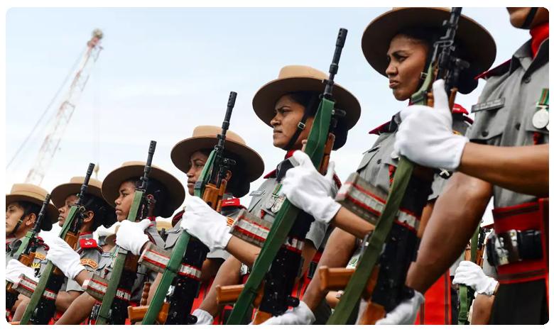 Women in Indian Army, వంద జవాన్ పోస్ట్లు.. 2లక్షల మంది మహిళలు దరఖాస్తు