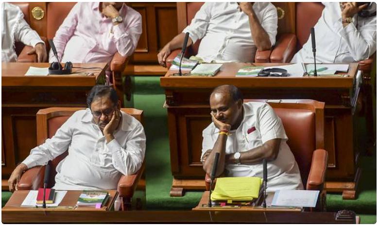 Karnataka floor test Speaker Ramesh kumar speaker Refuses kumaraswamy, బలవంతపెడితే నేనే రాజీనామా చేస్తా.. కర్ణాటక స్పీకర్ ఆగ్రహం