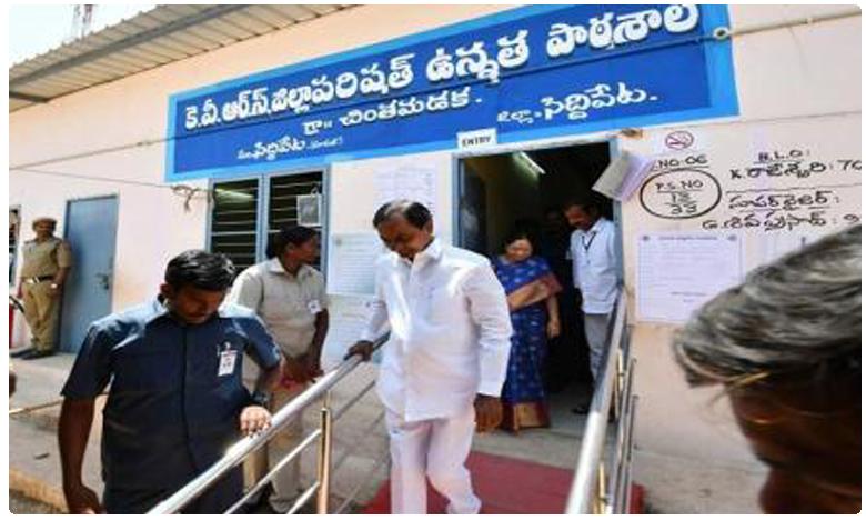CM KCR Telangana CM kcr Chintamadaka village, రేపు స్వగ్రామానికి వెళ్లనున్న సీఎం కేసీఆర్