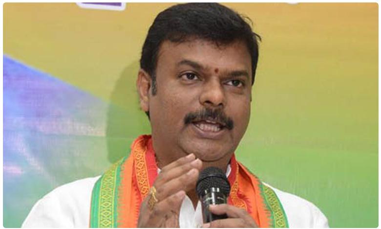 MLC Madhav Former CM Kiran Kumar Reddy BJP Joinings, కిరణ్ కుమార్రెడ్డి వచ్చినా వెల్కమ్ చెబుతాం: బీజేపీ ఎమ్మెల్సీ మాధవ్