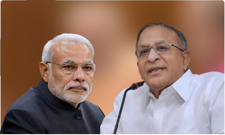 PM Narendra Modi Condolences to Jaipal Reddy, జైపాల్ రెడ్డి ఓ అద్భుతమైన వక్త : ప్రధాని మోదీ