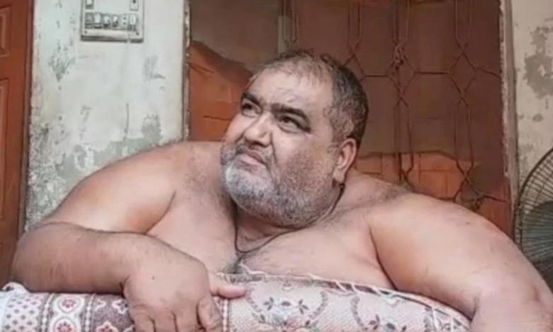 Heaviest Pak Man Dieson, ఆసుపత్రిలో బీభత్సం.. పాక్ భారీకాయుడి మృతి