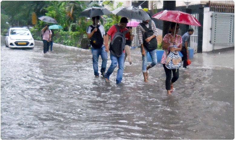 Telugu states to receive heavy to Extremely heavy rains in next 3 days, మూడు రోజుల్లో భారీ వర్షాలు
