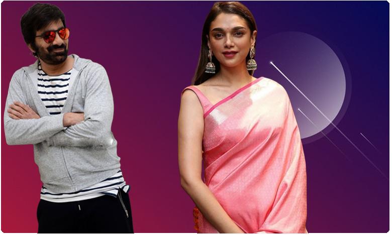 Aditi Rao Hydari, మాస్ మహారాజ్తో 'సమ్మోహనం' బ్యూటీ!