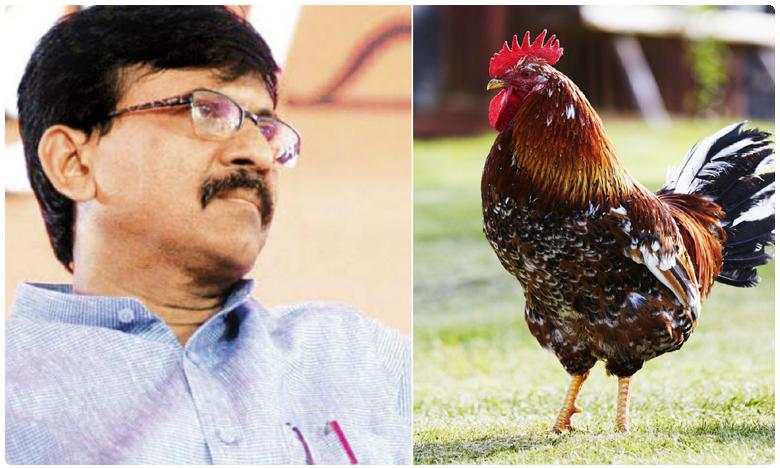 Shiv Sena MP Sanjay raut chicken and eggs, వాటిని శాకాహారంగా గుర్తించండి.. శివసేన ఎంపీ సంజయ్ వ్యాఖ్య