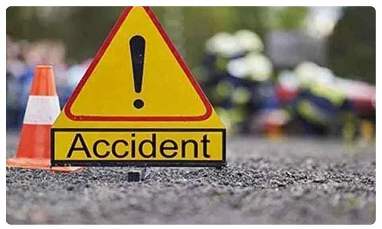 Lorry Accident in Prakasam District, 2 Dead, 35 Injured