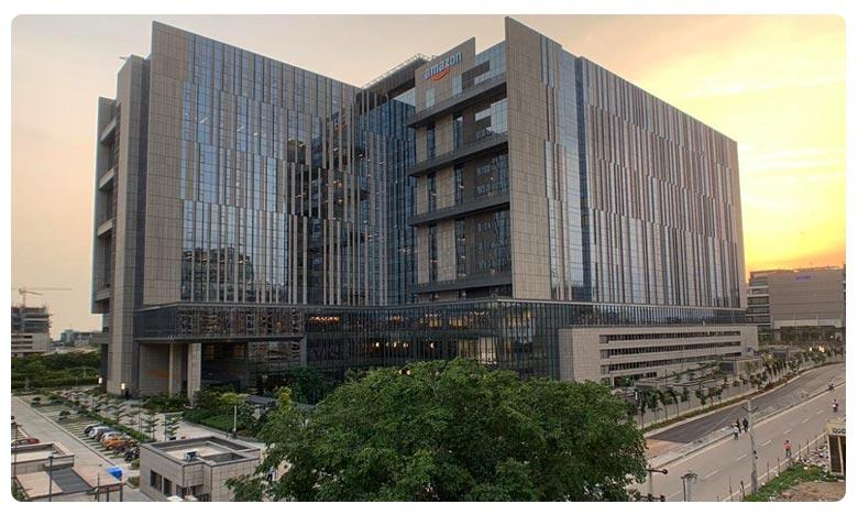 హైదరాబాద్లో అమెజాన్ అతిపెద్ద కార్యాలయం