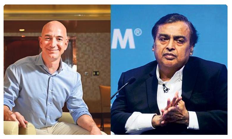A Jeff Bezos-Mukesh Ambani Deal In The Works, అమెజాన్-రిలయన్స్ డీల్ కుదిరేనా?