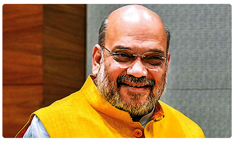 Amit Shah Shifts To Ex-Prime Minister Atal Bihari Vajpayee's Bungalow